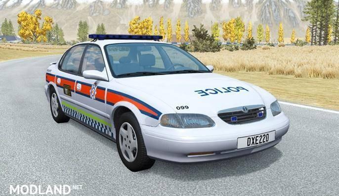 Ibishu Pessima British Police v 0.4 [0.15.0]